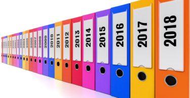 帳簿の保存期間は原則7年|個人事業主と法人の違いと保存方法のポイント